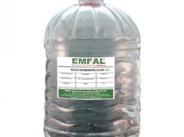 Água Desmineralizada 6L