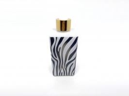 Vidro Difusor Square Zebra 250 ml