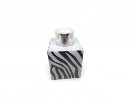 Vidro Difusor Cubo Zebra 100 ml