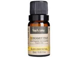 Oléo Essencial Bergamota Via Aroma 10 ml
