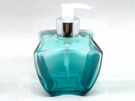 Saboneteira Estrela Degrade Azul 250 ml