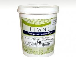 Base Creme Hidratante Neutra c/Rosa Mosqueta 01 kg (Limne)