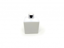 Vidro Difusor Cubo Branco 350 ml