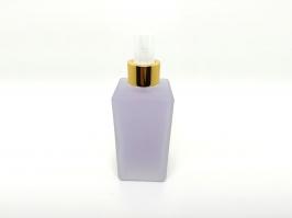 Vidro Spray Square Fosco 250 ml