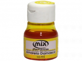 Corante Alimentício Amarelo Damasco 10 ml