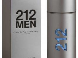 Essência Masculina Nº53 Versão 212 Men