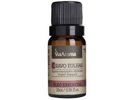 Óleo Essencial Cravo 10 ml (Via Aroma)