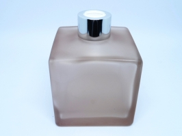 Vidro Difusor Cubo Rose 350 ml