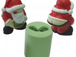 Molde Papai Noel Bumbum